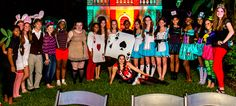 alice in wonderland party games for teens