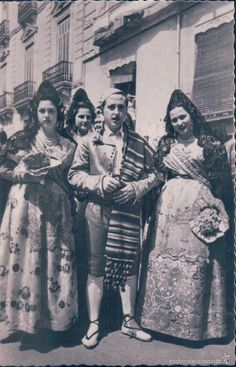 19th Century, Historia Universal, Costumes, Folklore, Portugal, Vintage, Photos, Old Photography, Sevilla