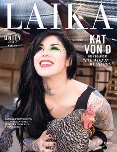 *Laika Magazine - Vegan Lifestyle Magazine
