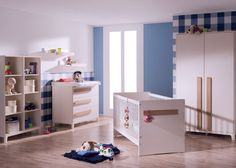 Inspirational Babyzimmer Rubio mit t rigen Kleiderschrank