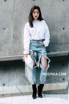 Korean Model Fashion | Official Korean Fashion ˗ˏˋZodiac₩olf彡ˊˎ˗