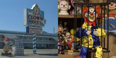 Yelp reviewers tout the Nevada motel as delightfully creepy.