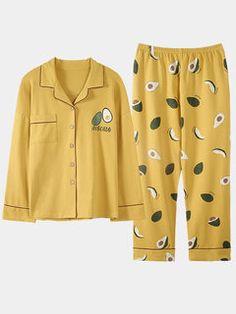 Cute Sleepwear, Cotton Sleepwear, Sleepwear Sets, Cotton Pyjamas, Sleepwear Women, Cute Pajama Sets, Cute Pajamas, Pijamas Women, Trendy Hoodies