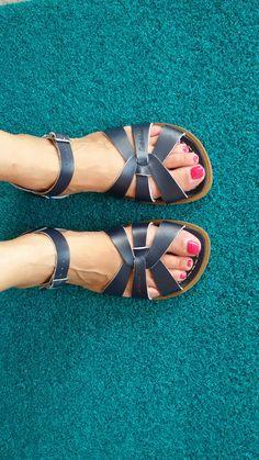 Salt water sandals  Sandali originali americani  #saltwater