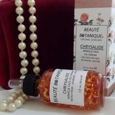 Pure organic luxury for your beautiful face!