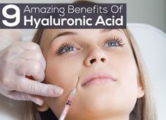 9 Amazing Benefits Of Hyaluronic Acid For Skin Care. Hyaluronic acid is one of two ingredients in Acute Care by Rodan and Fields Anti Aging Tips, Anti Aging Skin Care, Beauty Skin, Health And Beauty, Acute Care, Dermal Fillers, L'oréal Paris, Rodan And Fields, Hyaluronic Acid