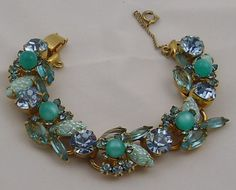vintage Juliana bracelet...breathtaking:)