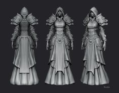 robe zbrush sculpt - Google Search