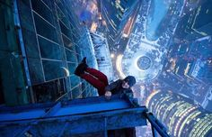 Architizer Blog » Ukrainian Teen Finds His Calling Hanging Off The Sides Of Towers