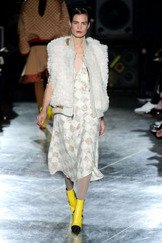 Jonathan Saunders   The Best Looks From London Fashion Week: Fall 2014