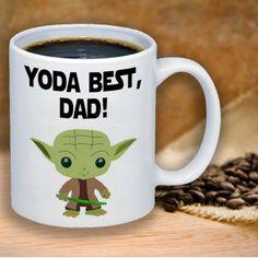 Yoda Best Mug //Price: $23.79 & FREE Shipping //     #starwars #starwarsnerd #starwarsgeek #jedicrazy #jedi #theforce #kyloren