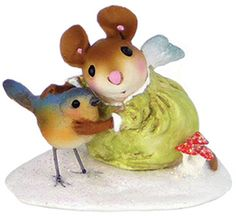 Loving Angel SA-3 by Wee Forest Folk at The Toy Shoppe
