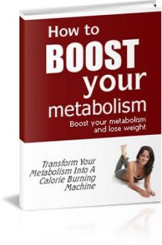 How to Boost Your Metabolism With PLR