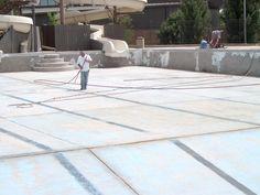 Swimming Pools - sanitred, repair, waterproof