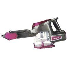 Shark Rocket Corded Portable Lightweight Handheld Vacuum, Fuchsia (Refurbished)… Shark Vacuum, Handheld Vacuum Cleaner, Cord, Cleaning, Tips, Cable, Cords, Home Cleaning, Twine