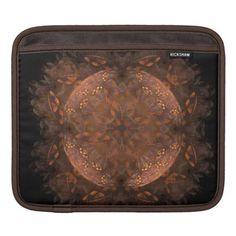 Golden Copper Shimmer Sleeve For iPads