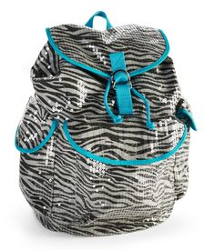 Kids' Sequined Zebra Backpack - PS From Aeropostale