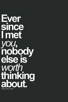 So I don't....