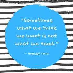 Monday Morning Motivation: Harley King — Wants vs Needs Ad Reinhardt, Monday Morning Motivation, Alex Haley, Visual Memory, Anne Frank, Pet Loss, King, Loss Of Pet