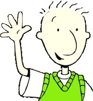 My favorite Nickelodeon cartoon...Doug.