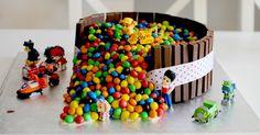 Make a Paw Patrol birthday cake with a few simple shortcuts