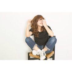 Model. Natsumi Fukuchi  Hair. Kinoshita Make. Anzu  #表参道#美容室#hair #外国人風#パーマ by kate_omotesando