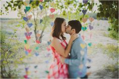 A Love Inspired Engagement Session by Be Light Photography