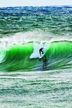 Lake Michigan Surf
