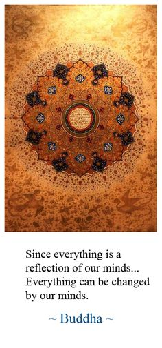 Buddha Quote | Spiritual Art Print | Mandala | Buddhism | Sacred Geometry
