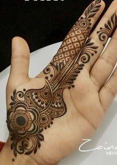 Mehndi Designs For Kids, Simple Arabic Mehndi Designs, Finger Henna Designs, Mehndi Designs Feet, Mehndi Designs 2018, Mehndi Designs Book, Modern Mehndi Designs, Mehndi Design Photos, Wedding Mehndi Designs