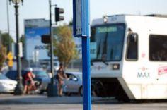 Public transit - street cars!