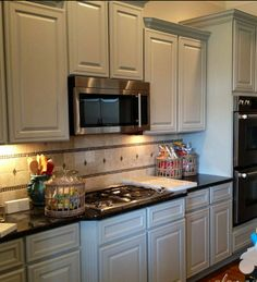Paint Choice for kitchen cabinets