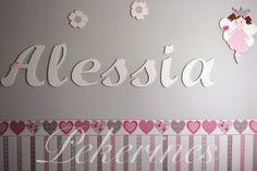 Decoración Infantil Pekerines: LA HABITACIÓN DE ALESSIA   pekerines.blogspot.com.es
