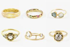 New Stone Age Has the Indie Wedding Jewelry Youve Been Looking For | A Practical Wedding