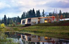 Mithun's LEED Platinum Brightwater Center Educates Washington's King County on Wastewater Treatment