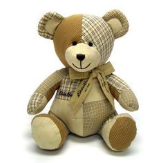 patterns for patchwork teddy bears - Bing Images