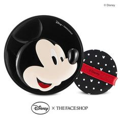 [The Face Shop] Disney Character Mickey BB Power Perfection Cushion #TheFaceShop