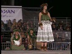 Aureana Tseu - Miss Aloha Hula Kahiko 2008