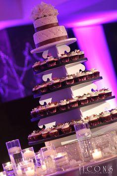 Wedding Cake/ Cupcake Tower