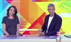 """Otaviano Costa tira zarro de Monica Iozzi no programa """"Video Show"""" – Blog do Deill"""