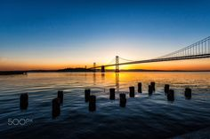 Sun is Shining - A view of the Bay Bridge