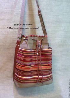 """Купить сумка """" Мешок для снов"""" - удобная сумка, стильный аксессуар, сумка из ткани"""