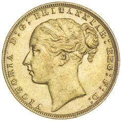 Sovereign 1874 Gold