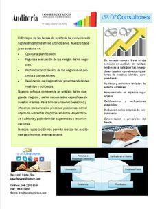 Todos los servicios de Auditoria Externa e Interna. Fiscal, Forense, de control interno.