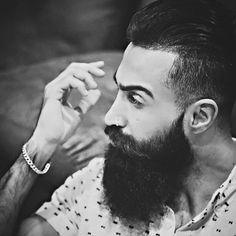 @chiyaofficial #beard #beardgang #beards #beardeddragon #bearded #beardlife #beardporn #beardie #beardlover #beardedmen #model #blackandwhite #beardsinblackandwhite