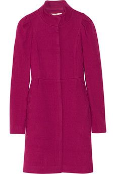 Vanessa Bruno Athé Wool-blend coat | THE OUTNET