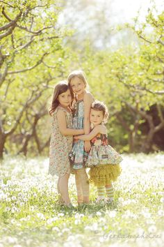 Love- kids photography idea
