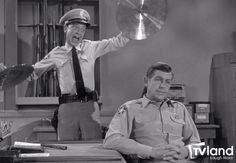 The Andy Griffith Show Barney and Andy