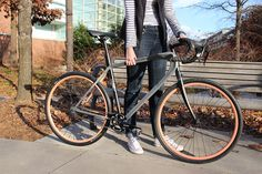 A Forever Bike | Yanko Design