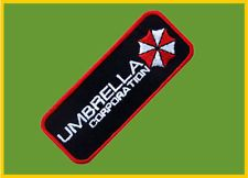 Resident Evil Umbrella Corporation embroidered Badge Iron embroidery Patch